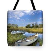Peaceful Prairie Tote Bag by Debra and Dave Vanderlaan
