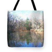 Peaceful Retreat 2 Tote Bag
