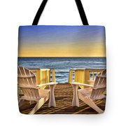 Peaceful Seclusion Tote Bag