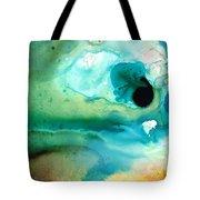 Peaceful Understanding Tote Bag by Sharon Cummings