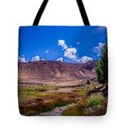 Peaceful Valley II Tote Bag