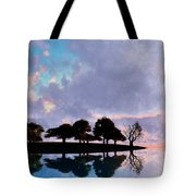 Peacefully Chaotic... Tote Bag
