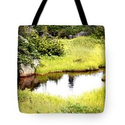 Peacful Place Tote Bag