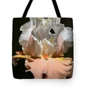 Peach Elegance Tote Bag