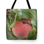 Peach For Harvest   # Tote Bag