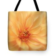 Peaches And Cream Tote Bag