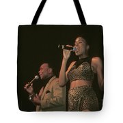 Peaches And Herb Tote Bag