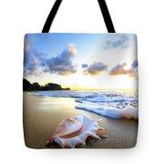 Peaches N' Cream Tote Bag