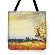 Peachy Life Tote Bag
