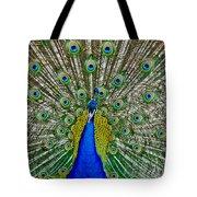 Peafowl Peacock Tote Bag