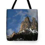 Peaks In The North Cascades Tote Bag