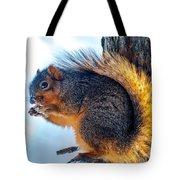 Peanut Breakfast Tote Bag