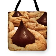 Peanut Butter Blossom Tote Bag