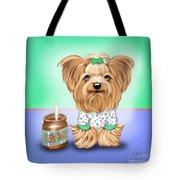 Peanut Butter Lover Tote Bag