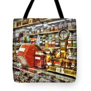 Peanut Counter Tote Bag