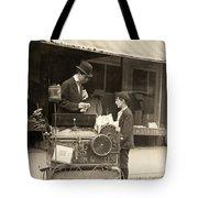 Peanut Vendor, 1910 Tote Bag