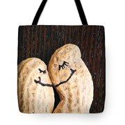 Peanuts In Love Tote Bag