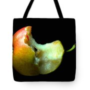 Bartlett Pear Bite Tote Bag