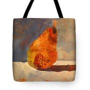 Pear Patterns Tote Bag