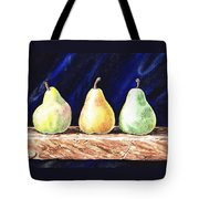 Pear Pear And A Pear Tote Bag