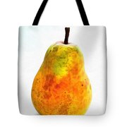 Pear Still Life Tote Bag