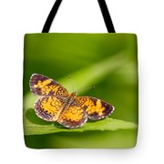 Pearl Crescent Notecard Tote Bag