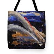 Pearl Girl Tote Bag