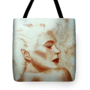Pearl, Comments Please Tote Bag