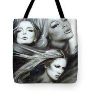 Pearl Passions Tote Bag