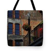 Pearl Street Grill Tote Bag