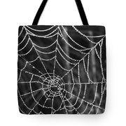Pearl Web Tote Bag