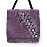 Pearls And More Pearls Tote Bag