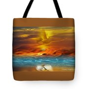 Pearls Of Refineent Tote Bag