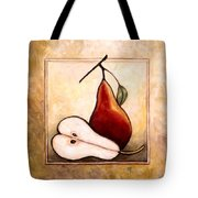 Pears Diptych Part Two Tote Bag
