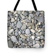 Pebble Background Tote Bag