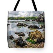 Pebble Bay Tote Bag