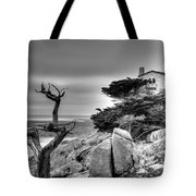 Pebble Beach 2 Tote Bag