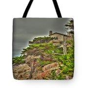 Pebble Beach 3 Tote Bag
