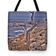 Pebble Beach 4 Tote Bag