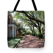 Pebble Hill Plantation Walkway Tote Bag