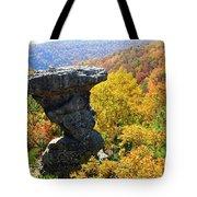 Pedestal Rock Tote Bag