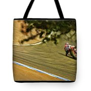 Pedrosa Though The Trees Tote Bag
