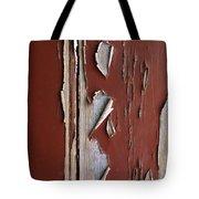 Peeling Paint Tote Bag by Carlos Caetano