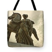 Pegasus Two Tote Bag