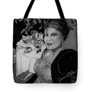 Peggy Lee Tote Bag