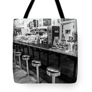 Peggy Sues Americana Route 66 Inspired Tote Bag