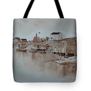 Peggy's Cove 3 Tote Bag