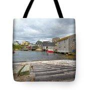 Peggy's Cove 9 Tote Bag