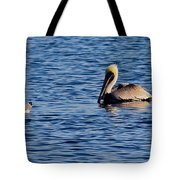 Pelican And Gull Tote Bag