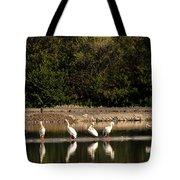 Pelican Clean Up Time Tote Bag